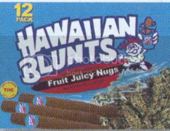 Hawaiian Blunts