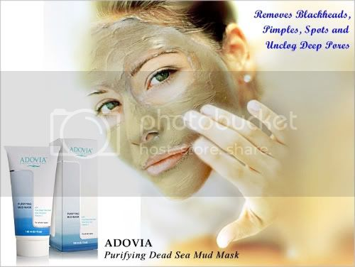 Adovia Purifying Mud Mask