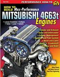 th 618rBjx1YL SS500  Book Review: How to Build Max Performance Mitsubishi 4G63T Engines   Robert Bowen